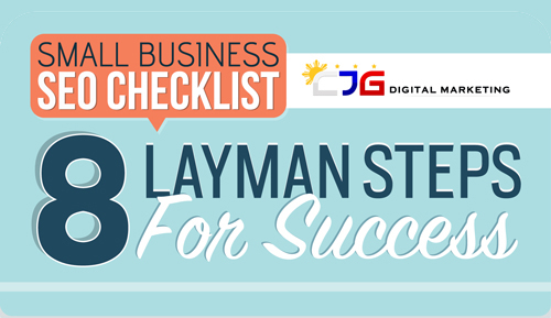 The 8 layman steps for SEO success
