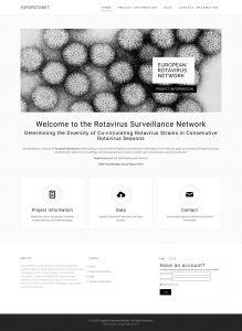 european rotavirus network screenshot